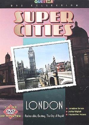 Rent Super Cities: London Online DVD Rental