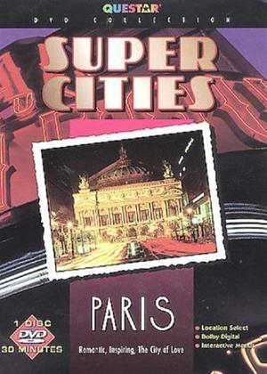 Rent Super Cities: Paris Online DVD Rental
