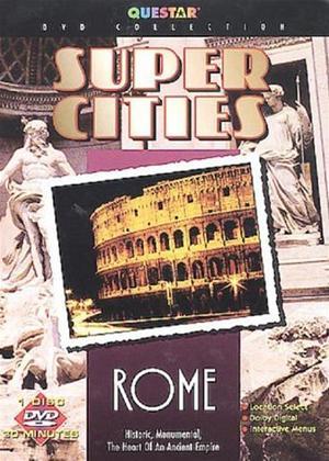 Rent Super Cities: Rome Online DVD Rental