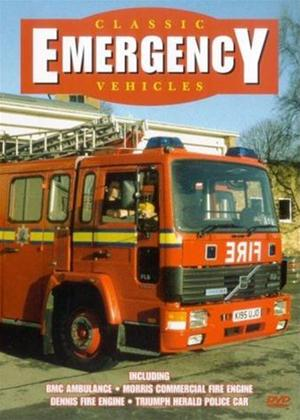 Rent Classic Emergency Vehicles Online DVD Rental