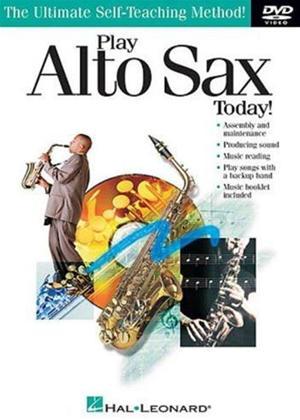 Rent Play Alto Sax Today Online DVD Rental