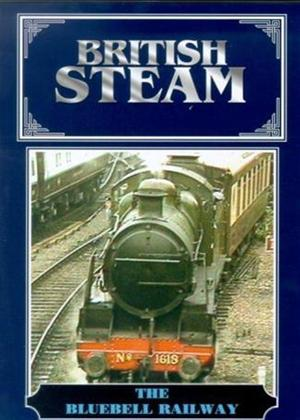British Steam: The Bluebell Railway Online DVD Rental