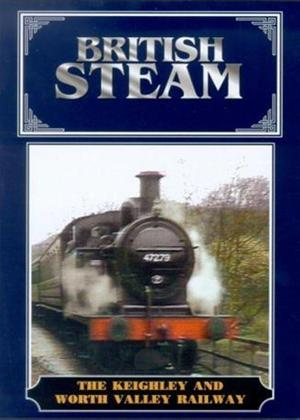 British Steam: The Keighley and Worth Valley Railway Online DVD Rental