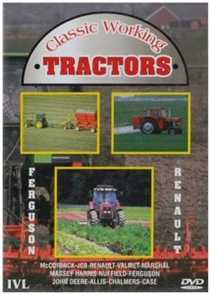 Rent Classic Working Tractors Online DVD Rental
