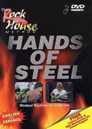 Rent The Rock House Method: Hands of Steel Online DVD Rental