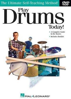Rent Play Drums Today Online DVD Rental