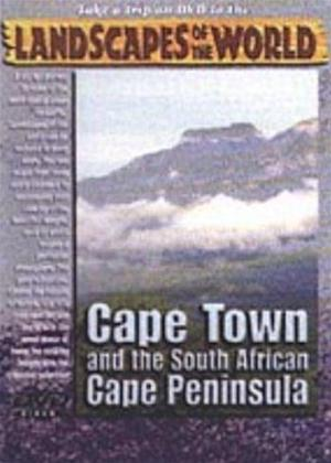 Landscapes of the World: Cape Town and the Cape Peninsula Online DVD Rental