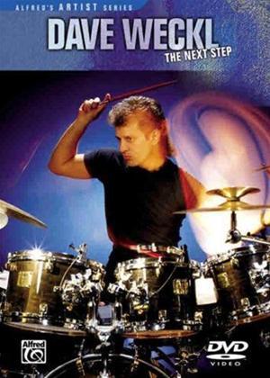 Rent Dave Weckl: The Next Step Online DVD Rental