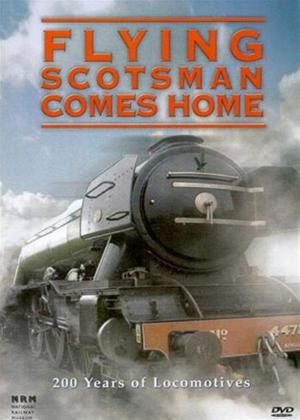 Flying Scotsman Comes Home Online DVD Rental