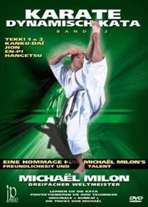 Rent Michael Milon: Karate Dynamisch Kata Band 2 Online DVD Rental
