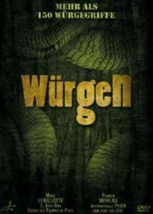 Marc Verillotte and Franck Moreau: Würgen Mehr Als 150 Würgegriffe Online DVD Rental