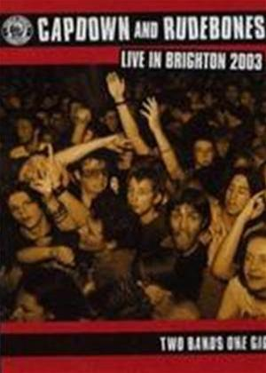 Capdown/Rude Bones: Live in Brighton 2003 Online DVD Rental