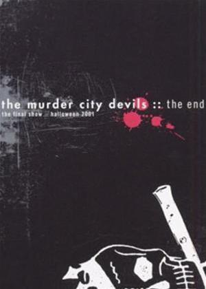 Rent Murder City Devils: Final Show Halloween 2001 Online DVD Rental