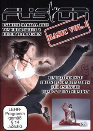 Rent Chloe Bruce and Her Team Fusion: Extreme Martial Arts Basic: Vol.1 Online DVD Rental