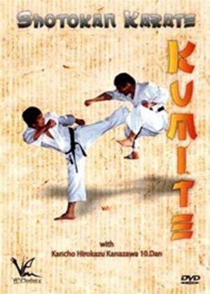 Rent Kancho Hirokazu Kanazawa: Shotokan Karate Kumite by Kancho Hirokazu Online DVD Rental