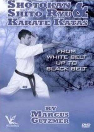 Marcus Gutzmer: Shotokan and Shito Ryu Karate Katas Online DVD Rental