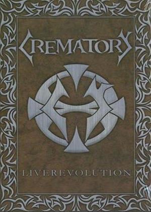Crematory: Live Revolution Online DVD Rental
