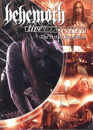 Rent Behemoth: Live Eschaton Online DVD Rental