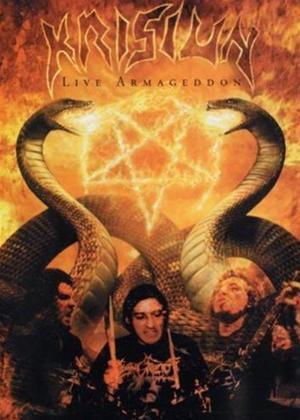 Krisiun: Live Armageddon Online DVD Rental