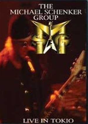 Michael Schenker Group: Live in Tokyo 1997 Online DVD Rental