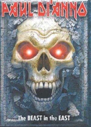 Rent Paul DiAnno: Beast in the East Online DVD Rental