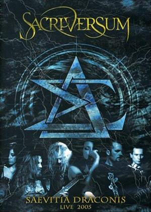 Rent Sacriversum: Saevitia Draconis Live 2005 Online DVD Rental