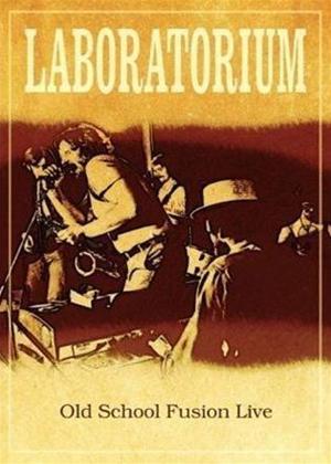 Laboratorium: Old School Fusion Live Online DVD Rental
