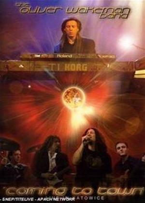 Oliver Wakeman Band: Coming to Town: Live in Katow Online DVD Rental