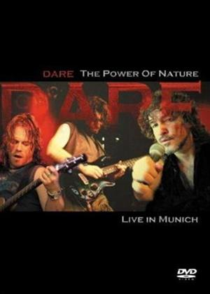 Rent Dare: the Power of Nature: Live in Munich Online DVD Rental