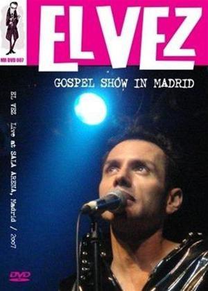 Rent El Vez: Gospel Show in Madrid Online DVD Rental