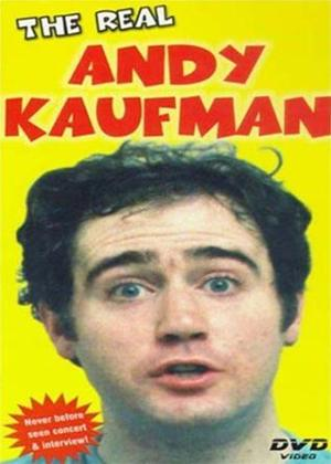 Rent Andy Kaufman: The Real Andy Kaufman Online DVD Rental