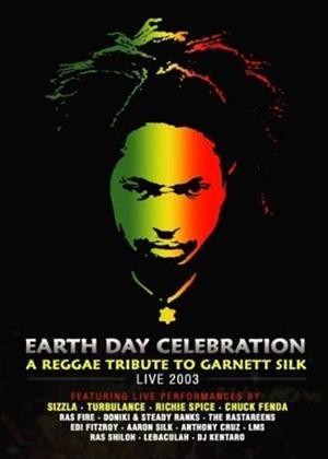 Richie Spice: Earth Day Celebration: A Reggae Tribute to Garnett Silk Live 2003 Online DVD Rental
