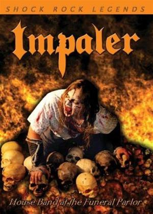 Impaler: House Band at the Funeral Parlor Online DVD Rental