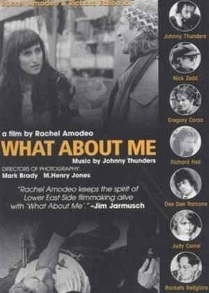 Rent Johnny Thunders: What About Me? Online DVD Rental