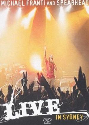 Michael Franti: Live in Sydney Online DVD Rental