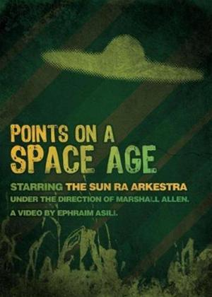 Rent Sun Ra Arkestra: Points on a Space Age Online DVD Rental