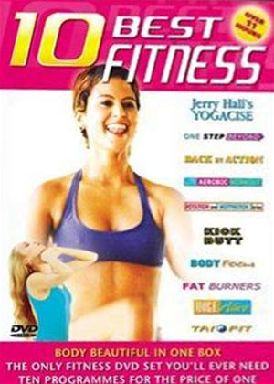 Rent 10 Best Fitness Online DVD Rental