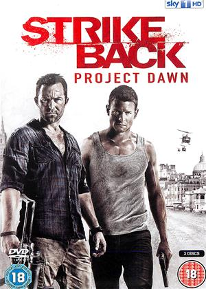 Strike Back: Series 2 Online DVD Rental