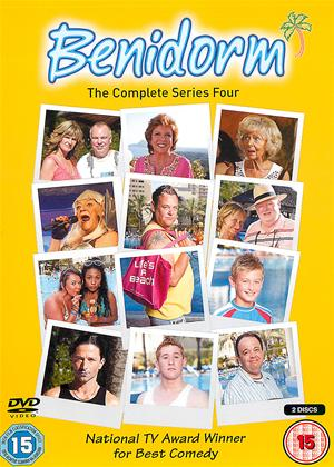 Rent Benidorm: Series 4 Online DVD Rental