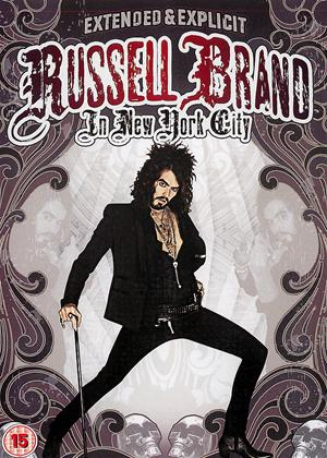 Rent Russell Brand: Live in NYC Online DVD Rental