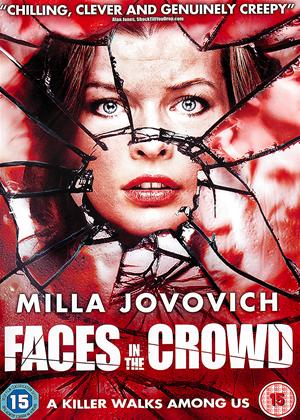 Faces in the Crowd Online DVD Rental