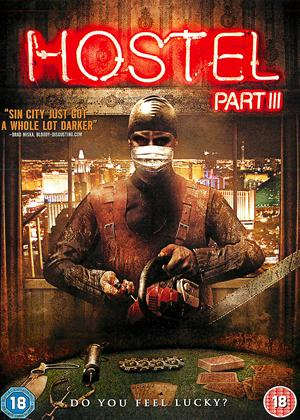 Hostel: Part 3 Online DVD Rental