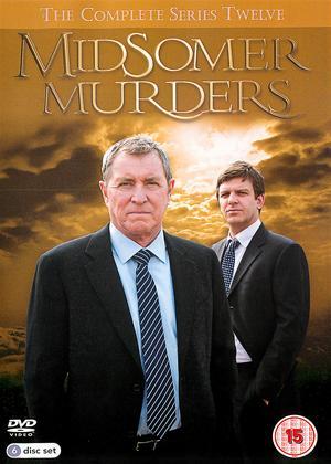 Midsomer Murders: Series 12 Online DVD Rental