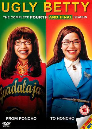 Rent Ugly Betty: Series 4 Online DVD Rental