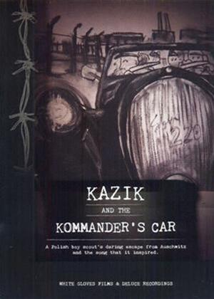 Rent Katy Carr: Kazik and the Commander's Car Online DVD Rental