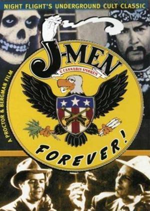 J-Men Forever Online DVD Rental