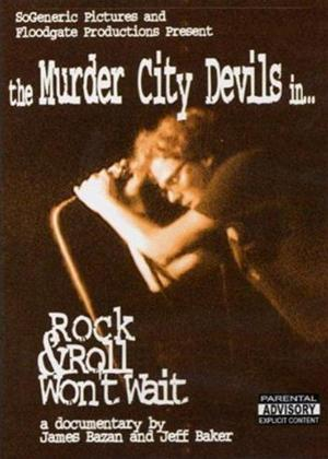 Rent Murder City Devils: Rock and Roll Won't Wait Online DVD Rental