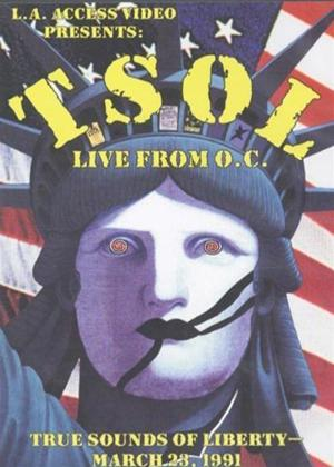 T.S.O.L.: Live from O.C. Online DVD Rental