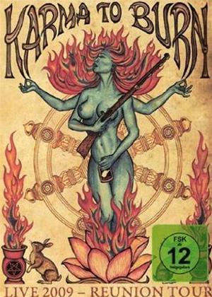 Rent Karma to Burn: Live 2009 Reunion Tour Online DVD Rental