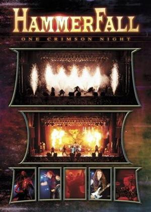 Hammerfall: One Crimson Night Online DVD Rental